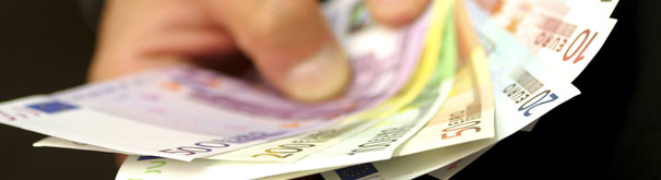 Dinheiro é o que realmente conta. Procure salário? Encontrar as leis trabalhistas em Meusalario